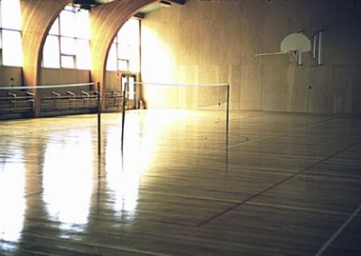 Gymnasium in Recreation Centre