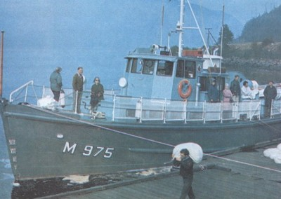 Nimpkish II - October 1973