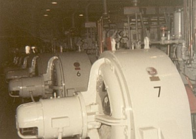 Power Plant generators