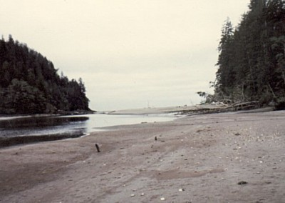 San Josef river inlet - June 1973