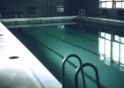 Swimming pool in Recreation Centre