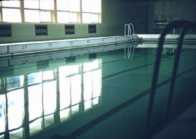 Swimming pool in Recreation Centre 3