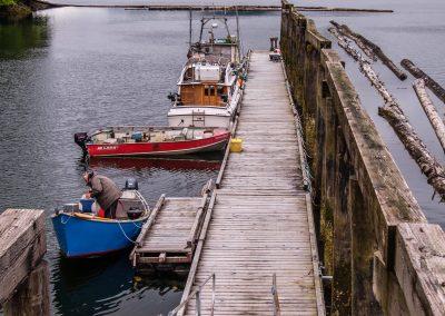 Holberg Community Wharf